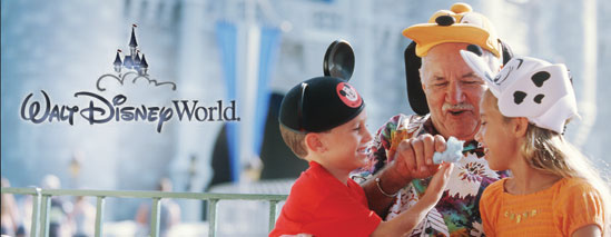 Walt Disney World Resort : Year of a Million Dreams
